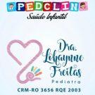 DRA. LOHAYNNE FREITAS (PEDIATRA)
